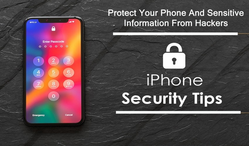 How To Secure iPhone From Hackers