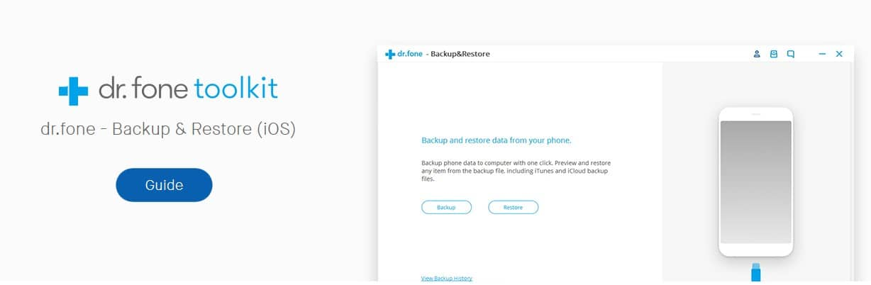 iOS Backup and Restore User Guide