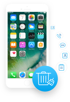 Wipe Deleted Files From iPhone Permanently