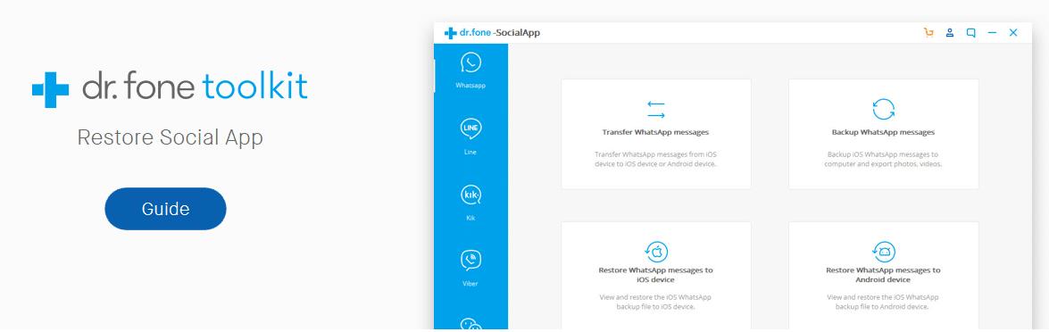 Restore Social App User Guide