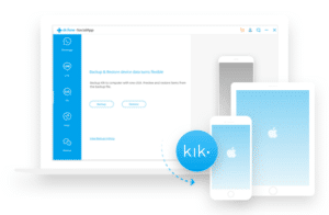 Backup and Restore iOS Kik Messages