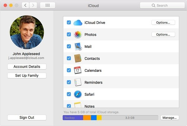 Transfer Files From iPhone To Mac Using iCloud Drive