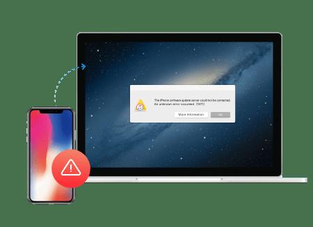 Repair iTunes Syncing Error