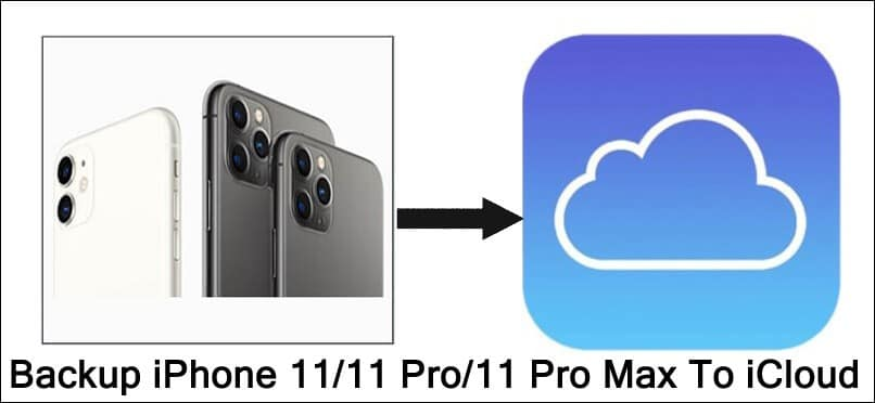Easy Steps To Backup iPhone 11, 11 Pro, 11 Pro Max To iCloud