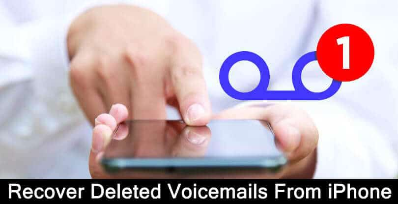 Deleted Voicemails Recovery For iPhone