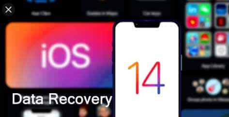 iOS 14 Data Recovery - Recover Deleted Data From iPhone iPad After iOS 14 Update