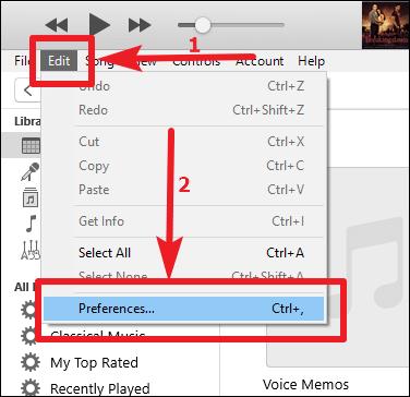 Delete iTunes Backup In Windows Computer