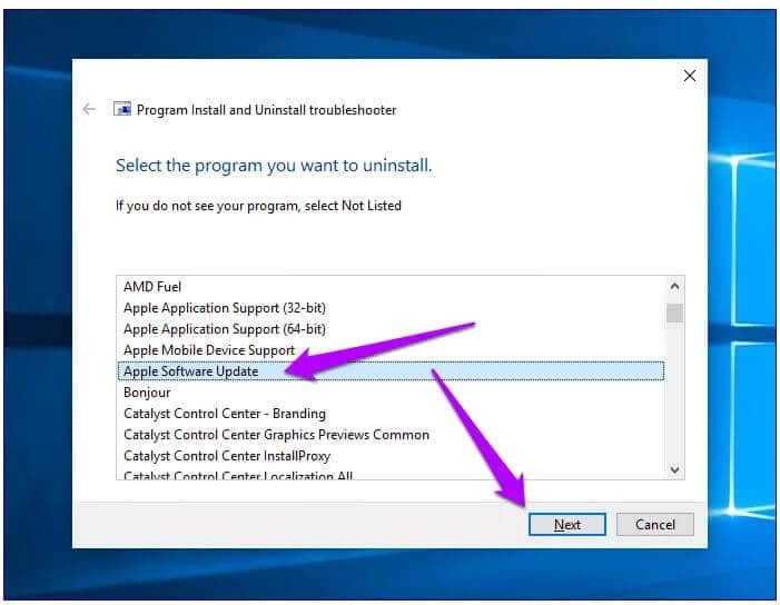 Fixed Windows Installer Package Problem Via Microsoft Install And Uninstall Troubleshooter Program