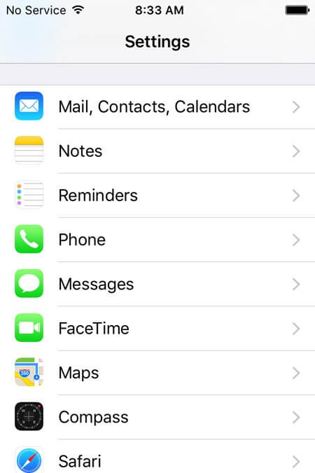 Recover Contacts On iPhone Without Computer