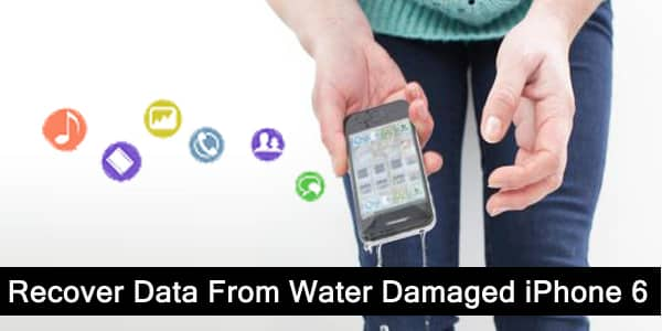 Extract Data From Water Damaged iPhone 6